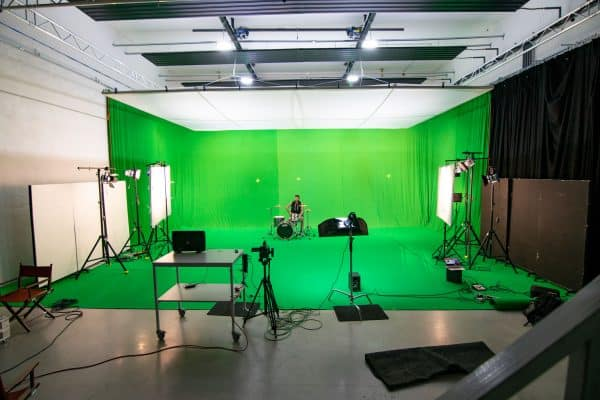 Mietstudio Tor 21 Greenscreen